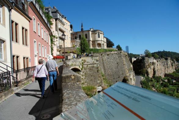 Luxembourg Ville - La Capitale