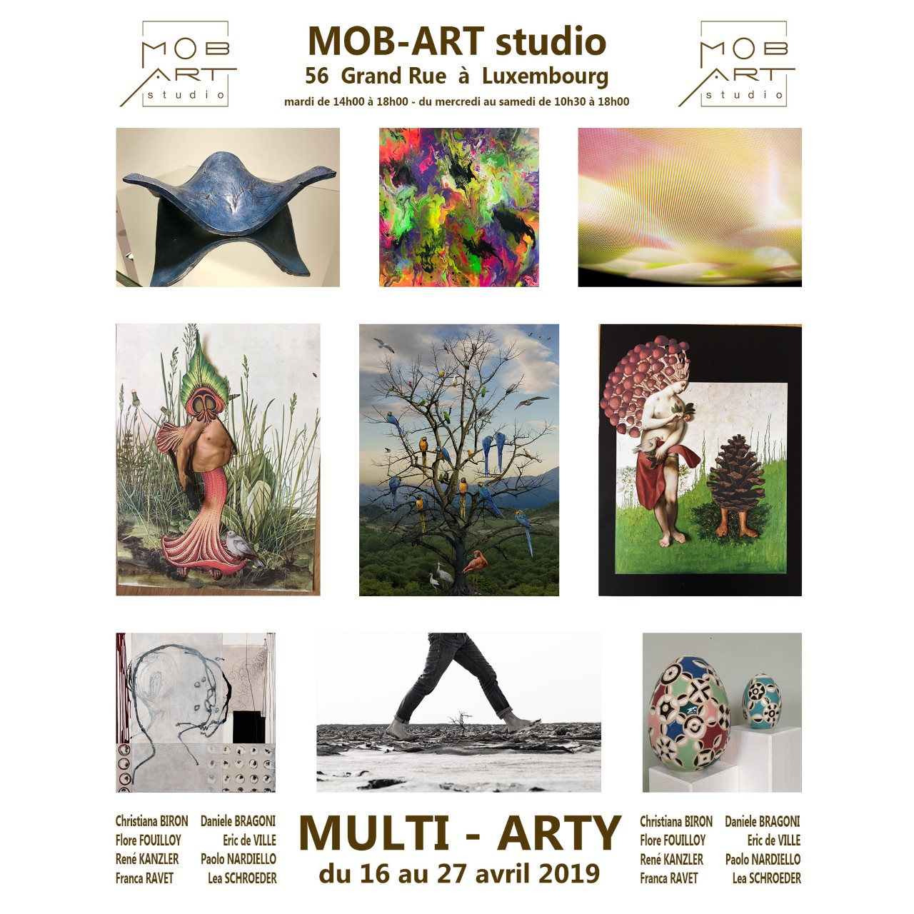 "Exposition ""MULTI-ARTY"""