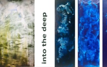 "#Vernissage et exposition ""into the deep"""