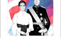 Nouveau Portrait du couple Grand-Ducal